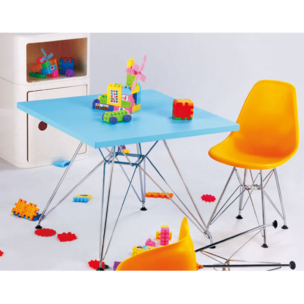 eames kids square table